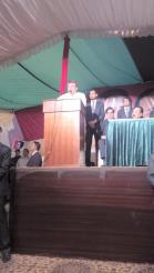 @jahanarawattoo Co chairman @aalizardari addressing to the #PPPWorkersConvention