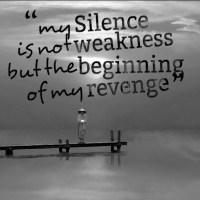 Silence is the most powerful scream @BBhuttozardari