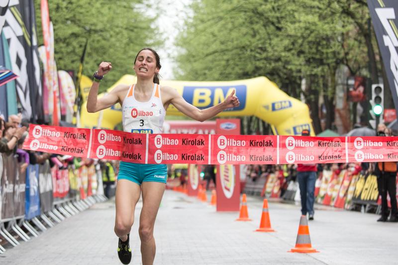 La reina española de la Milla frente al talento de una de las mejores atletas de Europa