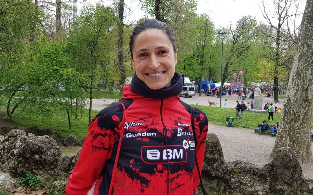 Elena Loyo Maraton de Milán