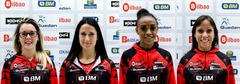 Cuatro atletas del BM seleccionadas para Berlín