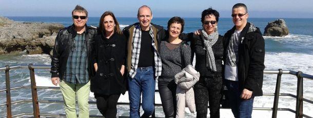 Fin de Semana Encuentro Carlos Zapirain – Ines e Iñigo Dantza Eskola