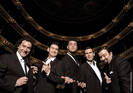 """El nuevo show de """"b vocal"""" llega al Teatro Campos Elíseos"""