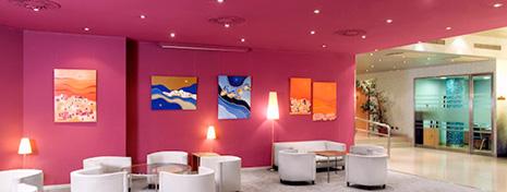La cadena Confortel abre su primer hotel de Bilbao en la céntrica calle Rodríguez Arias