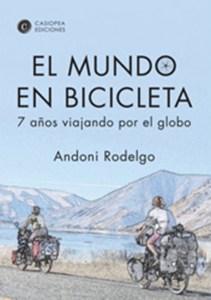 El libro que narra su extraordinario viaje será presentado en Elkar Aretoa.