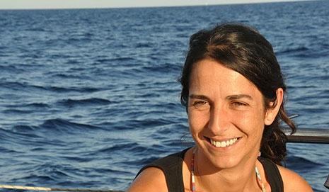 """Lydia Chaparro: """"La participación de los pescadores en la planificación pesquera, puede contribuir a que esta actividad sea más sostenible"""""""