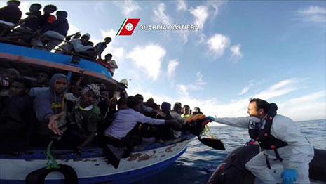 Las ONG de desarrollo vascas exigen políticas migratorias europeas que protejan a las personas