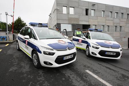 Detenidas cuatro personas tras robar en Neguri y Romo gracias a la colaboración ciudadana