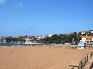 playa de ereaga