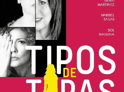 """El espectáculo de humor """"Tipos de Tipas"""" se da cita en Bilbao durante la Aste Nagusia"""