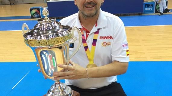 Mario López consigue la medalla de oro en el Europeo U18F