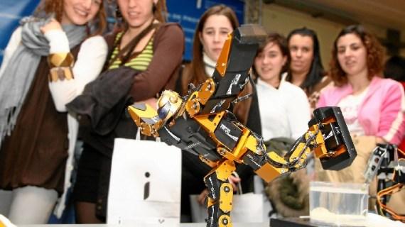 Llegan por primera vez a Bizkaia las XXXVI Jornadas de automática organizadas por la Escuela técnica superior de Ingeniería de Bilbao