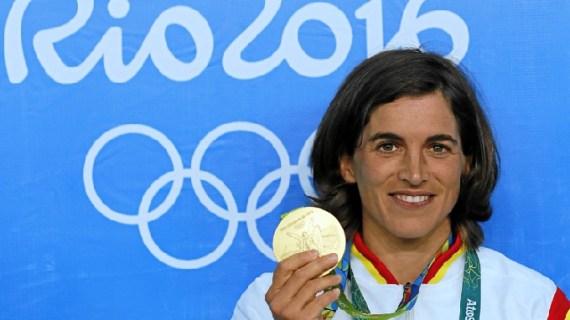 Oro olímpico para la guipuzcoana Maialen Chourraut