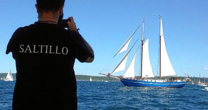 El buque-escuela de la UPV/EHU, Saltillo, abrirá sus puertas mañana en Bermeo