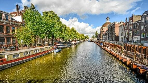 Vacaciones de verano: Ámsterdam ciertamente es una buena opción