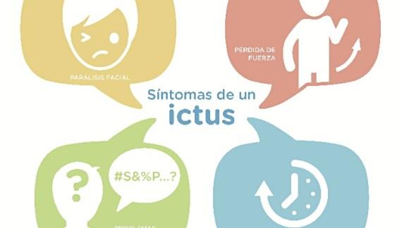 Las farmacias del País Vasco recuerdan que el 90% de los casos de ictus son prevenibles