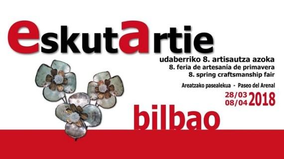 Los artesanos vascos hacen valer su trabajo en los Días Europeos de la Artesanía