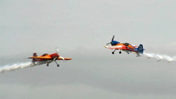 Zierbana disfrutará el próximo viernes de una exhibición aérea en la Playa de La Arena