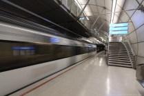 Estación de Uribarri, Línea 3 de metro de Euskotren. borjagmezfotografia.com