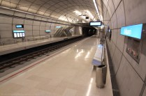 Estación de Uribarri, Línea 3 de metro de Euskotren. borjagomezfotografia.com