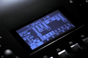 MP7 pantalla