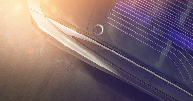 Volkswagen I.D.-Crossover-Studie