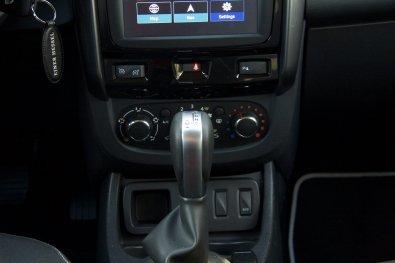Dacia Duster Interiør