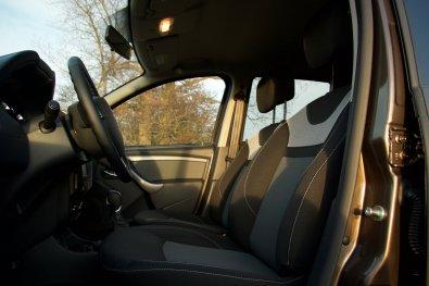 Dacia Duster Kabine
