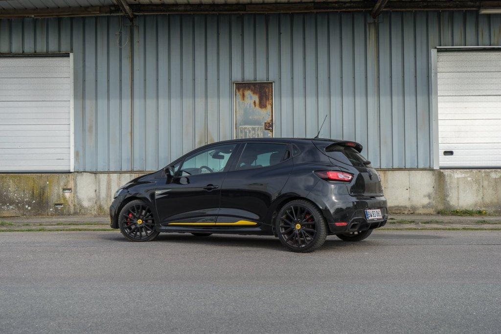 Renault Clio RS eksteriør