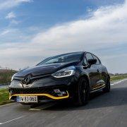 Renault Clio RS dynamisk billede