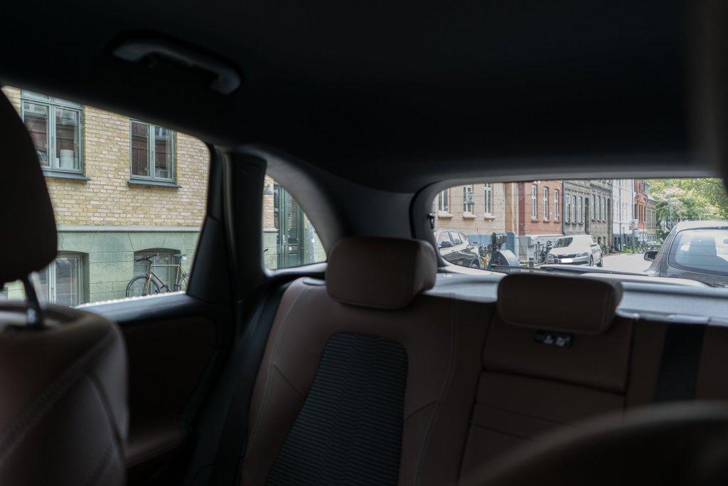 Mercedes-Benz B 180 udsyn