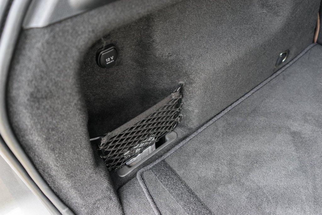 Mercedes-Benz B 180 bagagerum