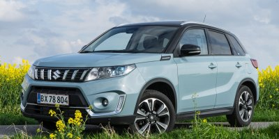 Suzuki Vitara forfra