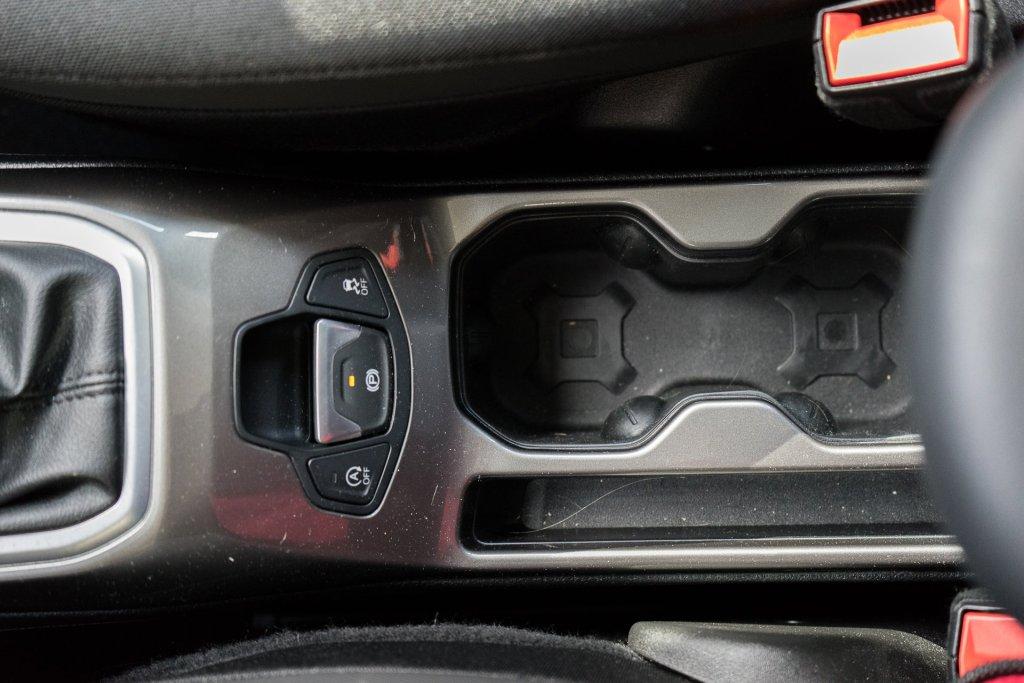 Jeep Renegade kopholdere