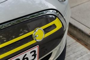 MINI Cooper SE frontgrill