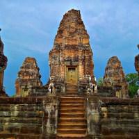 Mis días en Camboya