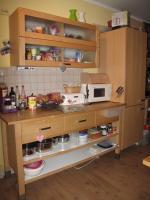 Einbauküche ikea Värde inkl. Aller Elektrogeräte ...