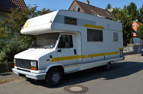 Peugeot Wohnmobil Neu