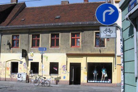 Spot auf der Alaunstraße