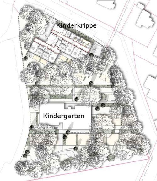 Lageplan der neuen Kitas, Quelle: Landeshauptstadt Dresden