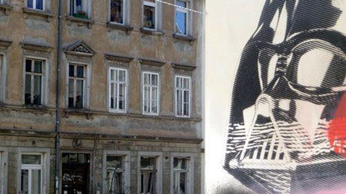 Darth Vader - die dunkle Seite der Neustadt