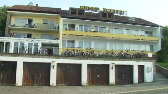 Asesino de Ansbach vivía en un edificio de asilo