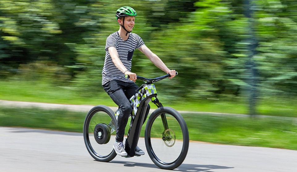 E Bike Ohne Pedale Der Skoda Klement Im Test Auto Bild De