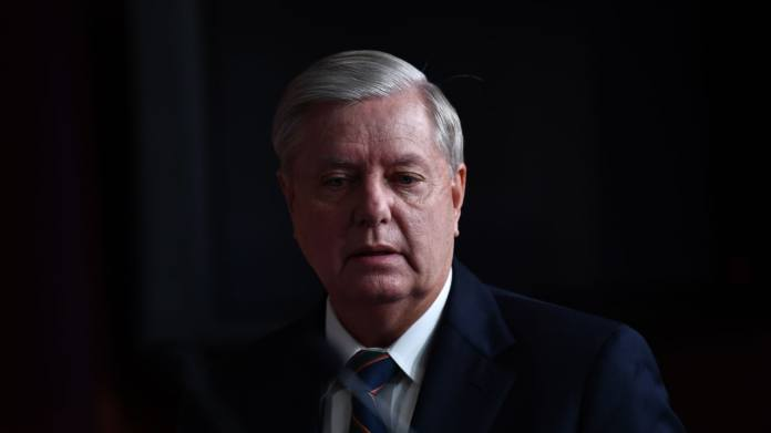 Trump was the first to call him: Senate Judiciary Committee Chairman Lindsey Graham