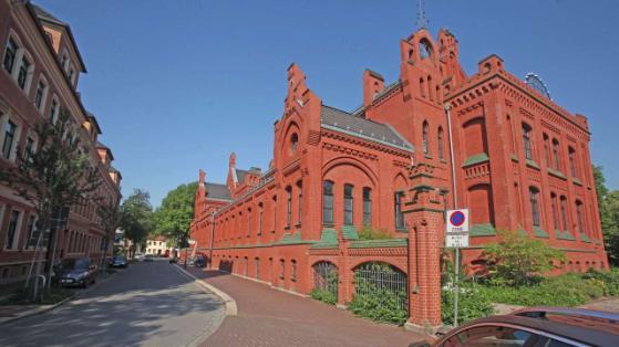 En Zwickau solicitantes de asilo Johannisbad deberían haber acosado Sauna Invitado
