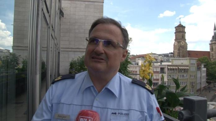 Polizei-Vize Thomas Berger (48)