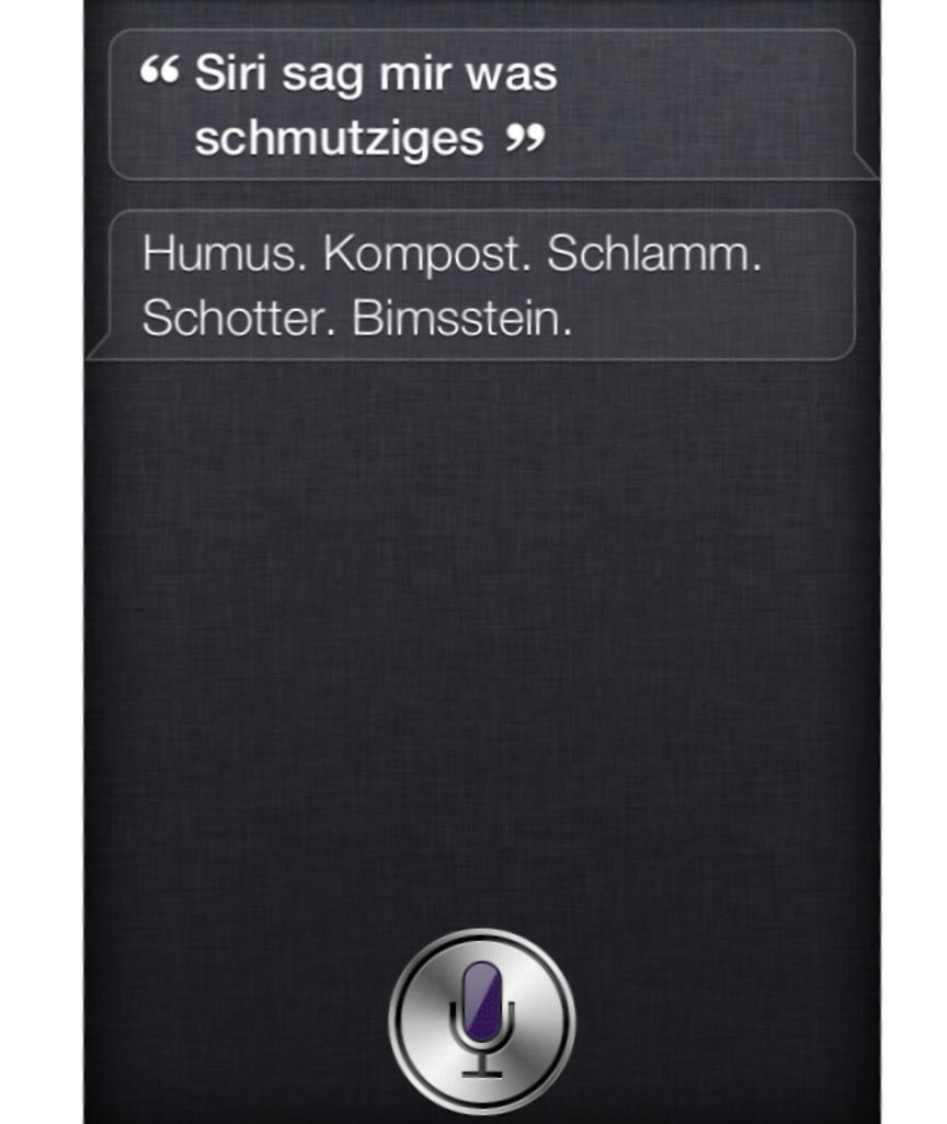 Iphone Die 29 Witzigsten Siri Spruche Handy Bild De