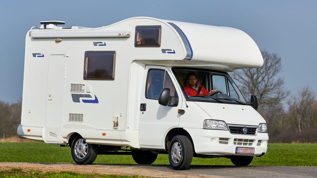 Gebrauchte Reisemobile Schon Fur 23 000 Euro Gibt Es Familien Camper Bildplus Inhalt Auto Test Bild De