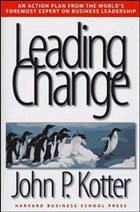 Leading Change (John Kotter)