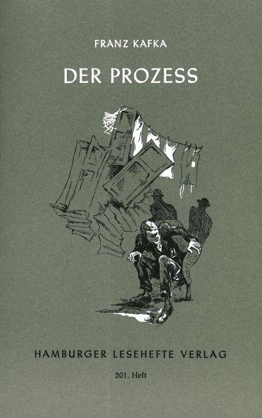 Der Prozess Von Franz Kafka Schulbucher Portofrei Bei